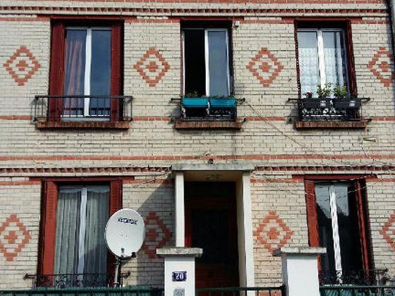 location Studio 22 m2 Vitry-sur-Seine