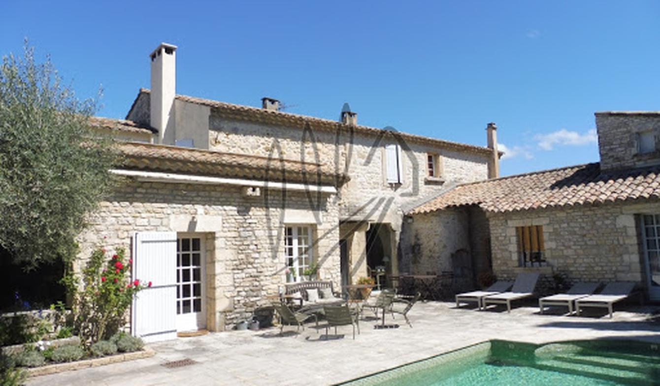 House with pool Vaison-la-Romaine