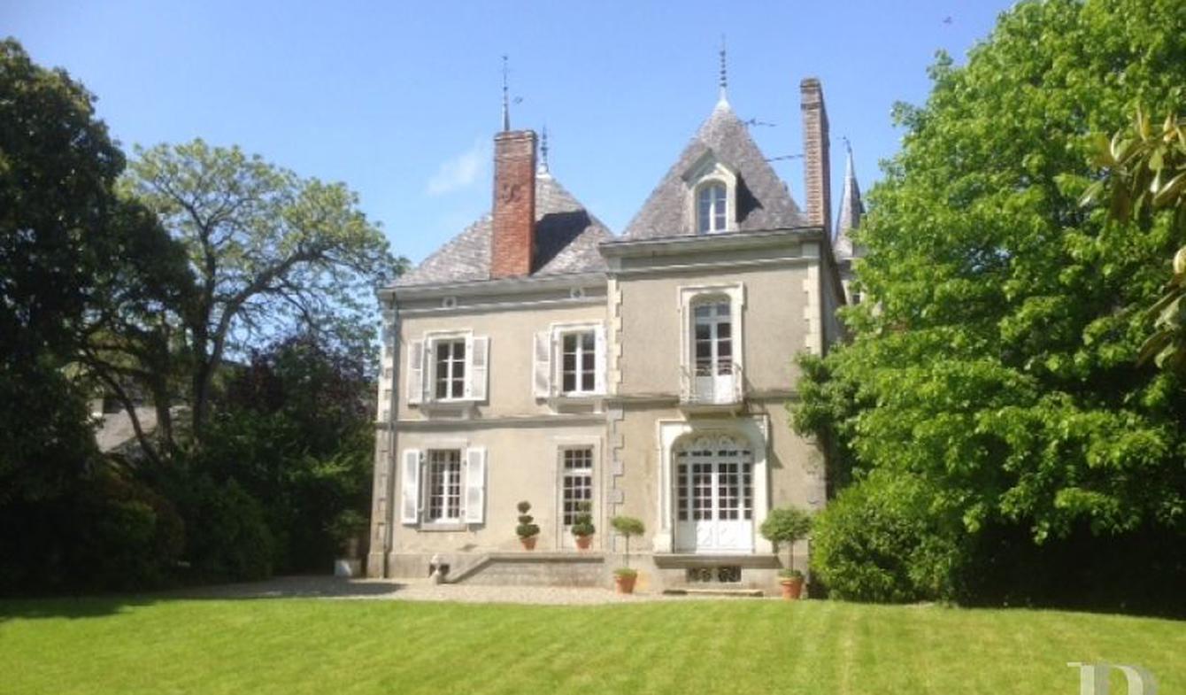 Maison Argentré-du-Plessis