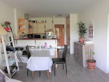 Appartement 2 pièces 47,29 m2