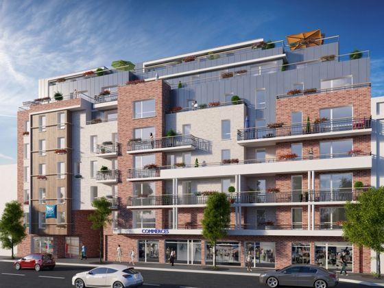 Vente appartement 2 pièces 44,47 m2
