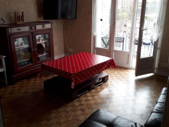 Location appartement meublé 4 pièces 72 m2