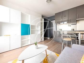 Appartement meublé 2 pièces 30,51 m2