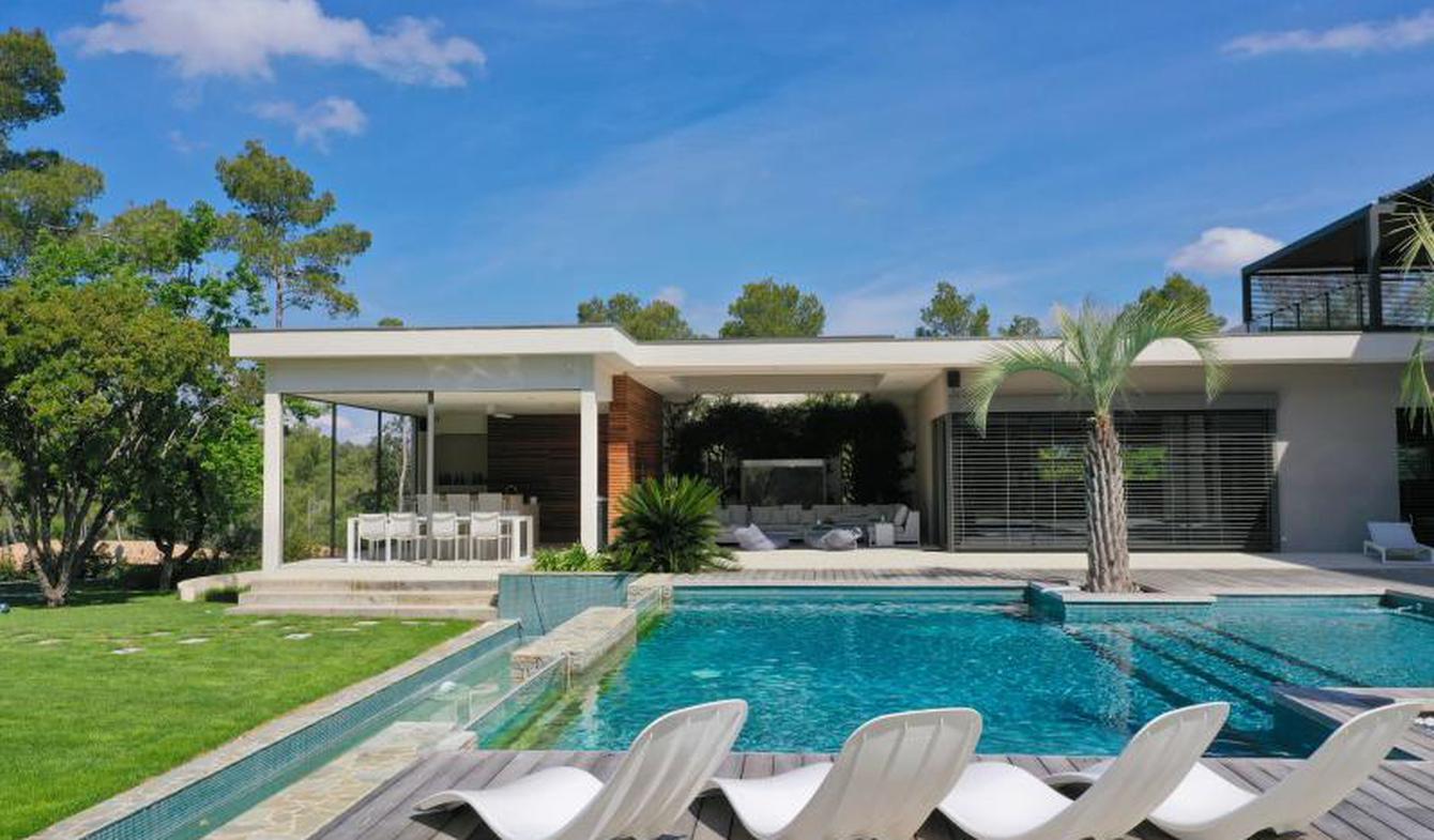 Maison avec piscine et terrasse Saint-Clément-de-Rivière