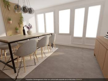 Appartement 3 pièces 65,99 m2