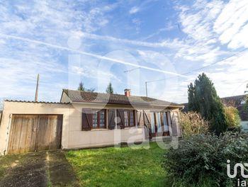 maison à Quiers-sur-Bézonde (45)