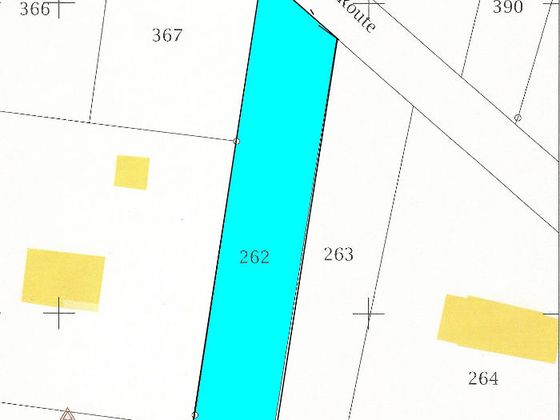 Vente terrain 918 m2