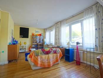 Appartement 5 pièces 91,5 m2