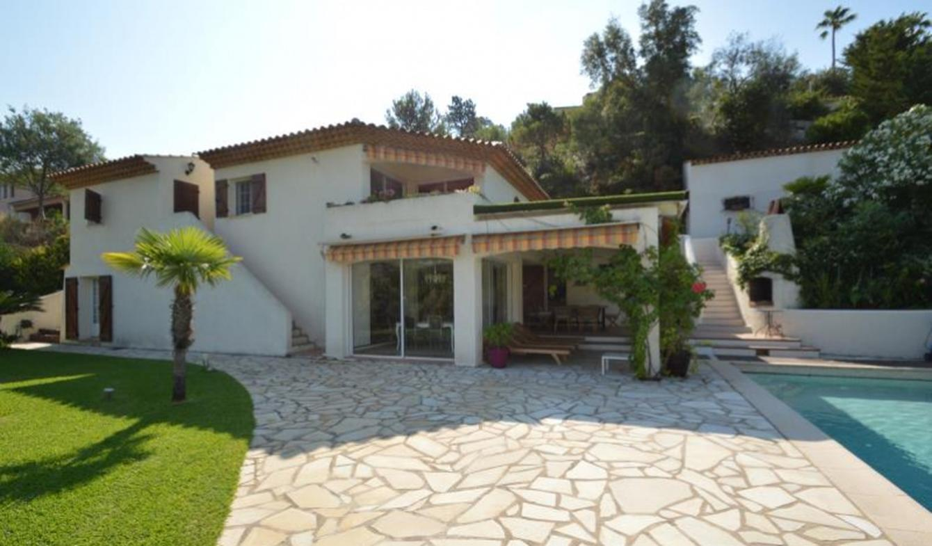 Villa avec piscine Agay