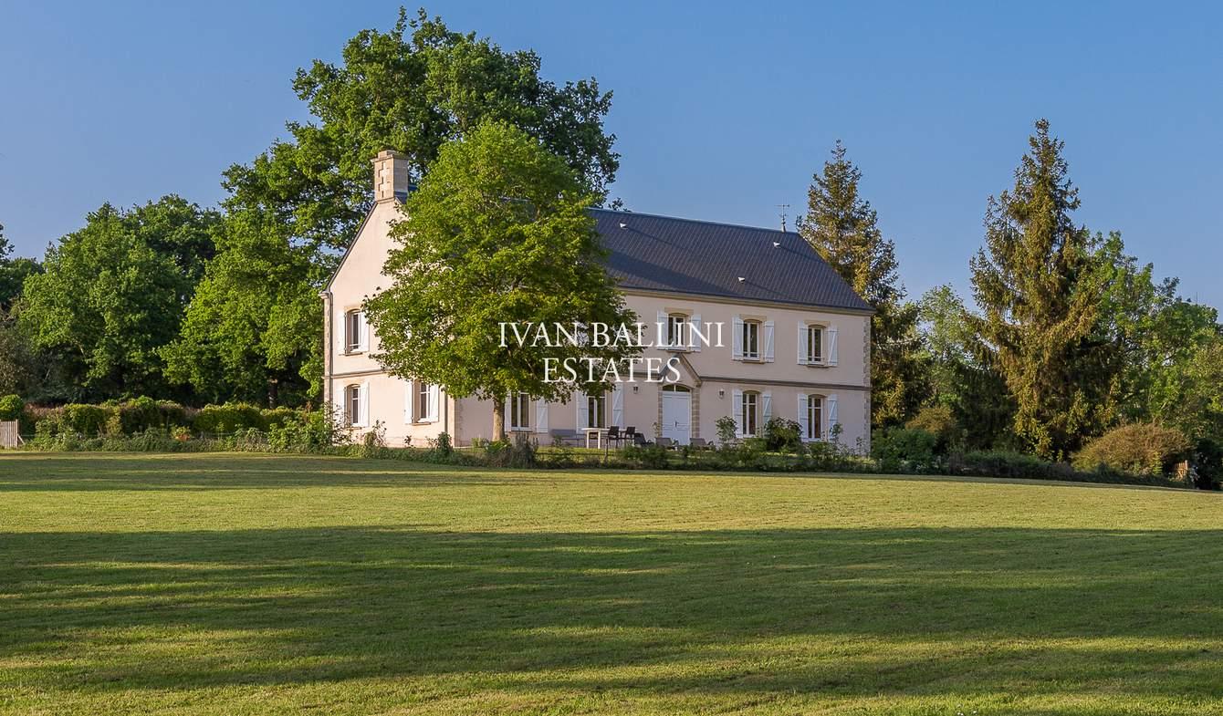 Propriété avec jardin Deauville