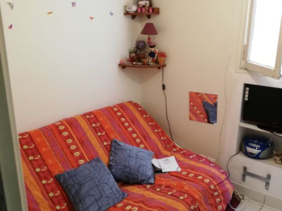 Vente studio 15,18 m2