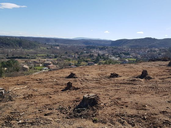 Vente terrain 875 m2