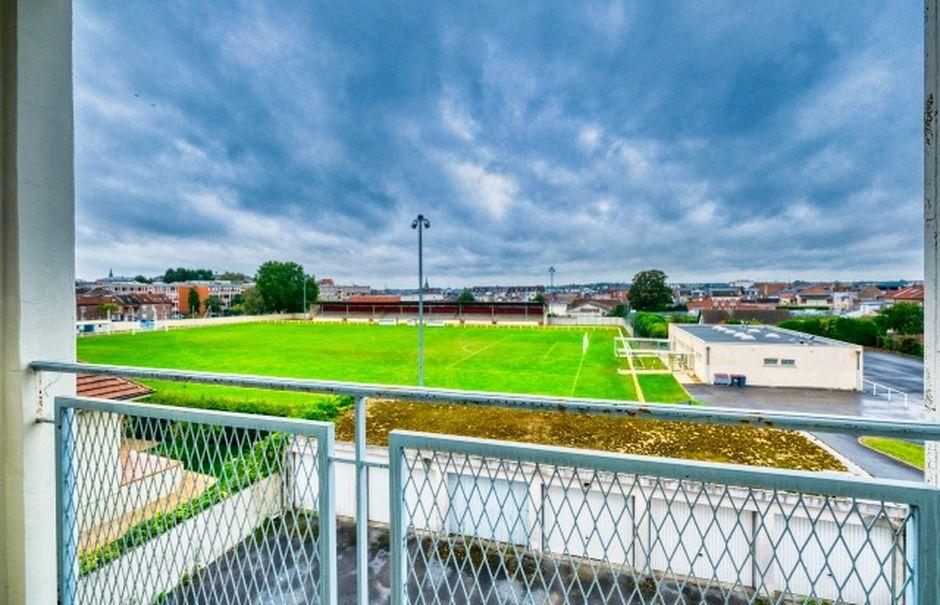 Vente appartement 3 pièces 69 m² à Saint-Quentin (02100), 73 000 €