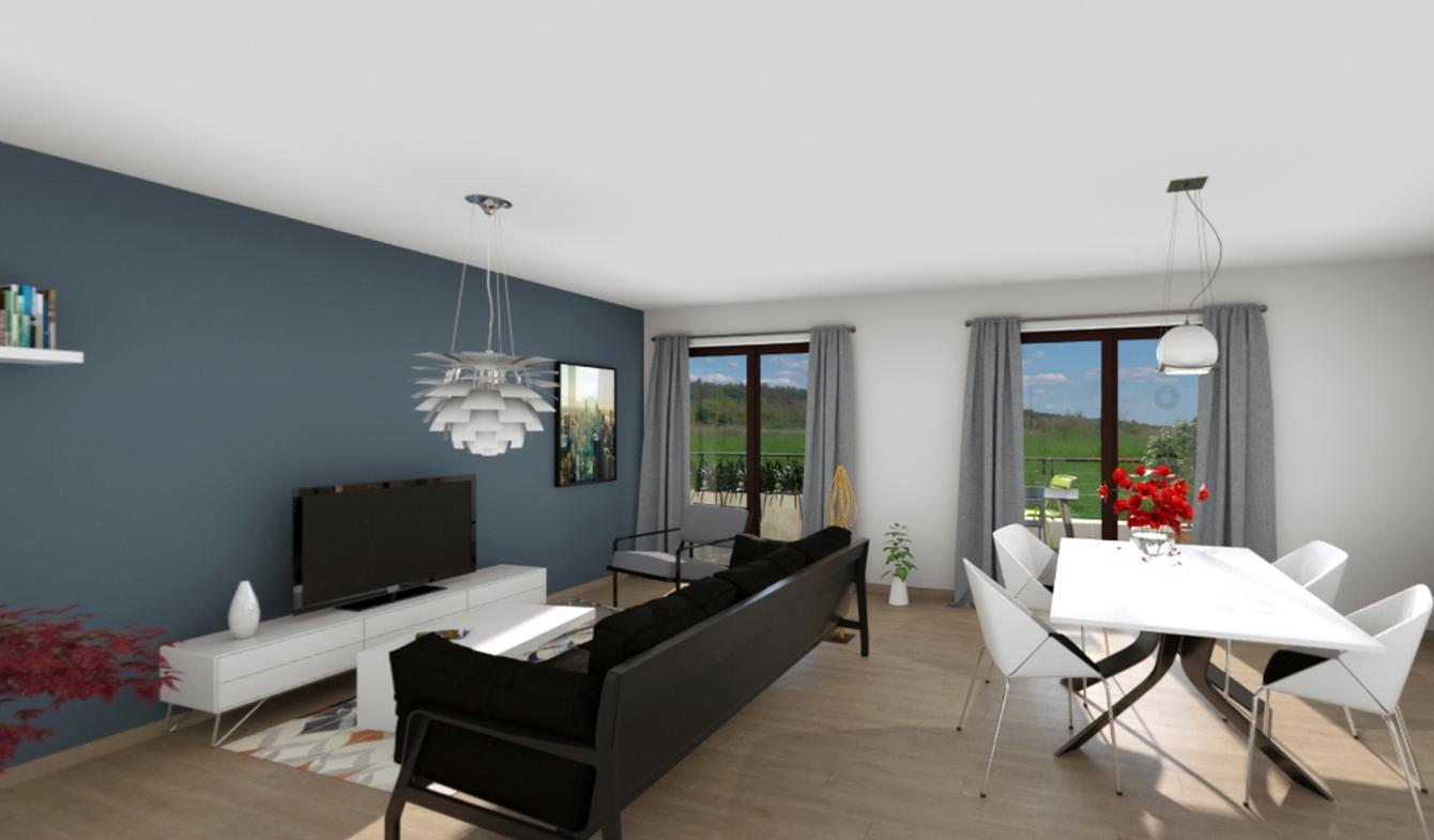 Appartement avec terrasse Saint-Cergues