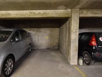 Parking 9,5 m2