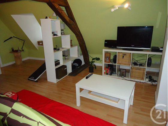 Location studio 22,15 m2