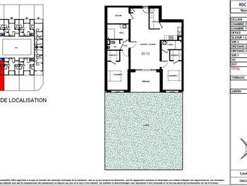 Appartement 4 pièces 90,4 m2