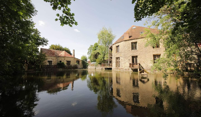 Maison avec piscine Dampierre-en-Yvelines
