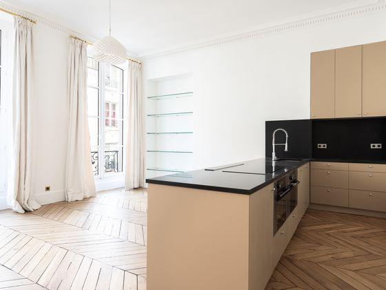 Vente appartement 4 pièces 127 m2