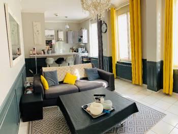 Appartement 2 pièces 49,13 m2