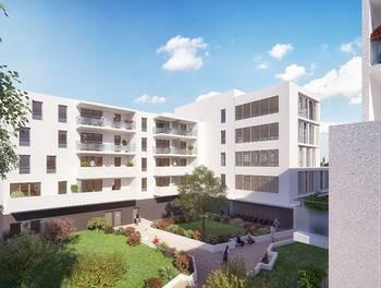 Appartement 2 pièces 40,59 m2