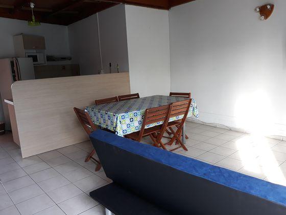 Location appartement meublé 3 pièces 52,55 m2