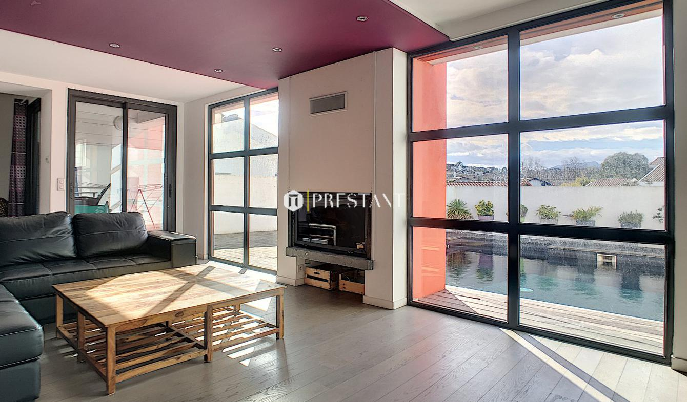 Appartement avec terrasse et piscine Bidart