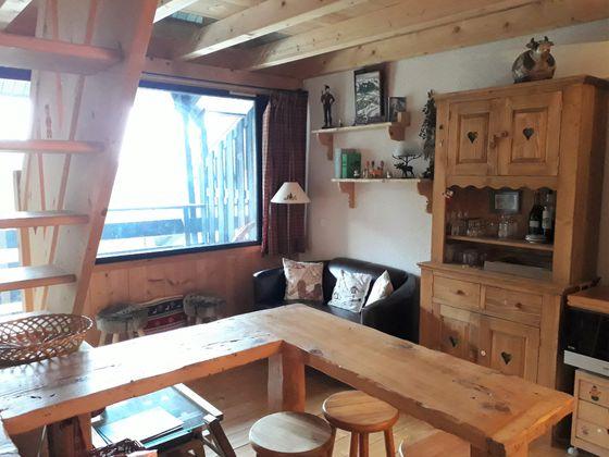 Vente appartement 3 pièces 39,67 m2