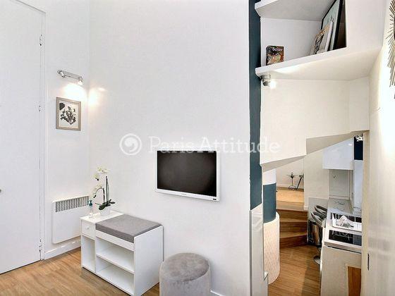 Location appartement meublé 2 pièces 23 m2