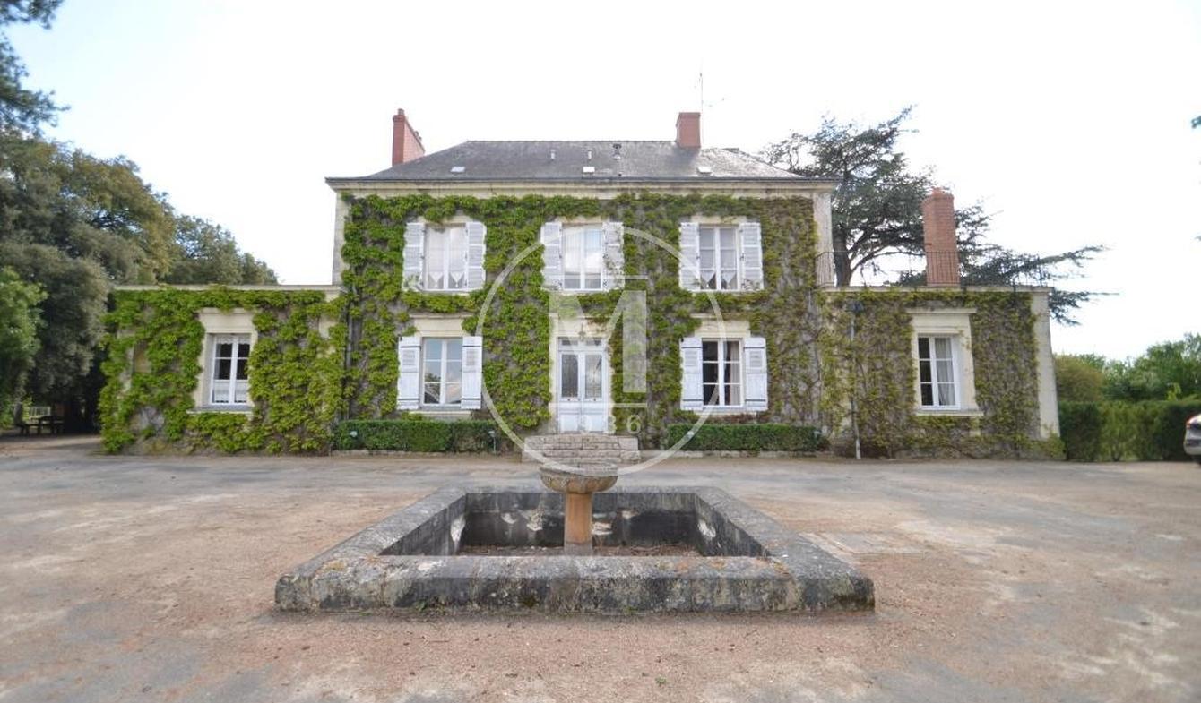 Maison avec piscine Thouarcé