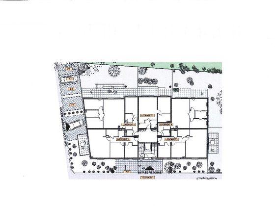 Vente appartement 3 pièces 72,6 m2