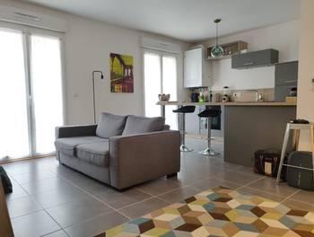 Appartement 2 pièces 40,76 m2
