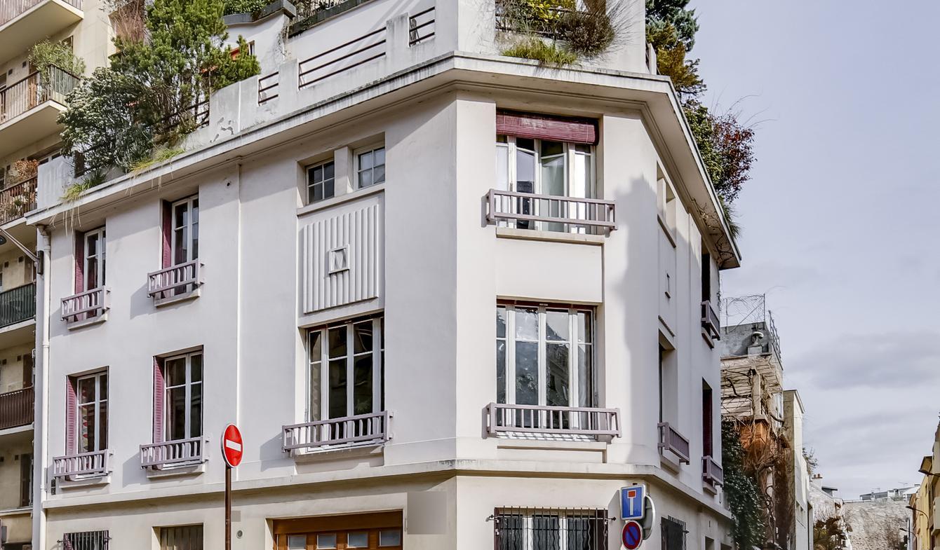 Hôtel particulier avec salle de réception Paris 14ème
