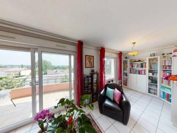 Appartement 5 pièces 89,22 m2