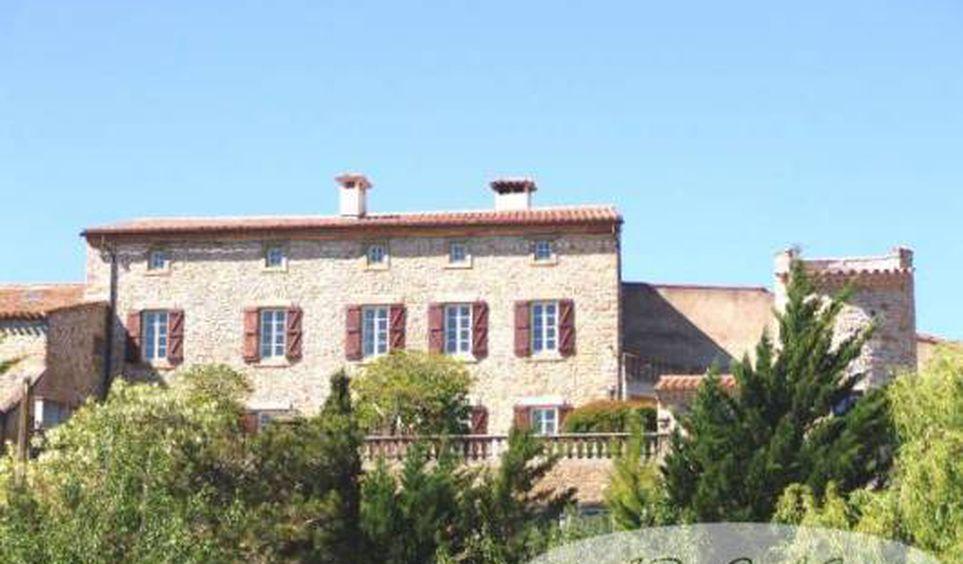 Vente villa de luxe aude 700 000 388 m for Achat maison languedoc roussillon