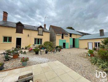 maison à Saint-Maur (36)