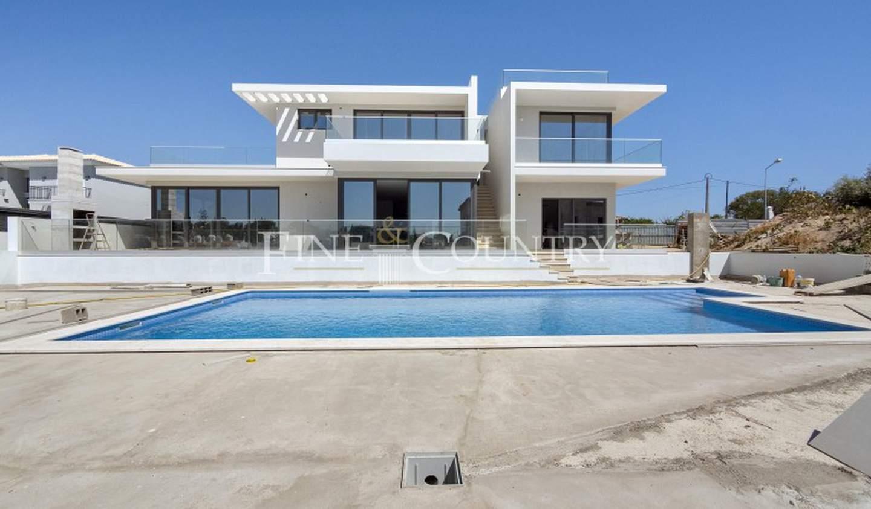 Villa with garden and terrace Lagoa