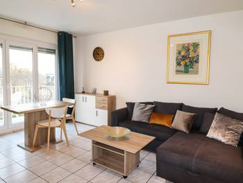Appartement 2 pièces 42,5 m2
