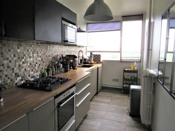 Vente appartement 4 pièces 77,03 m2