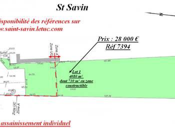 Terrain 4080 m2