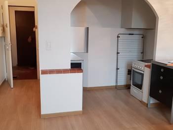 Studio 21,04 m2