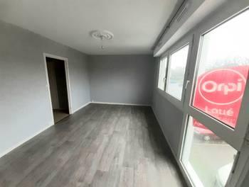 Appartement 3 pièces 54,84 m2