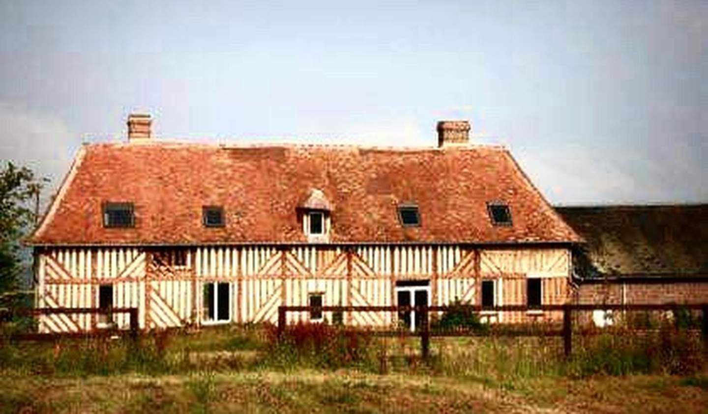 Property with garden Lisieux