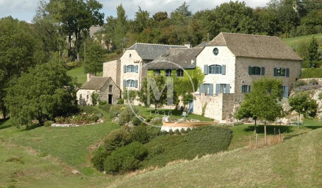 Maison avec piscine et terrasse Lescure-Jaoul