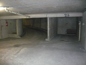 Parking 11,4 m2