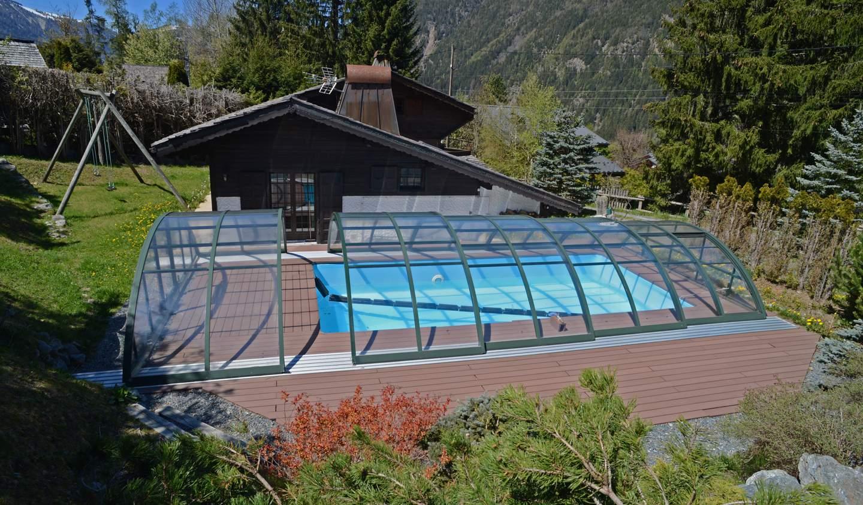 Maison avec piscine et terrasse Chamonix-Mont-Blanc