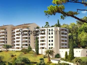 Appartement 2 pièces 54,8 m2