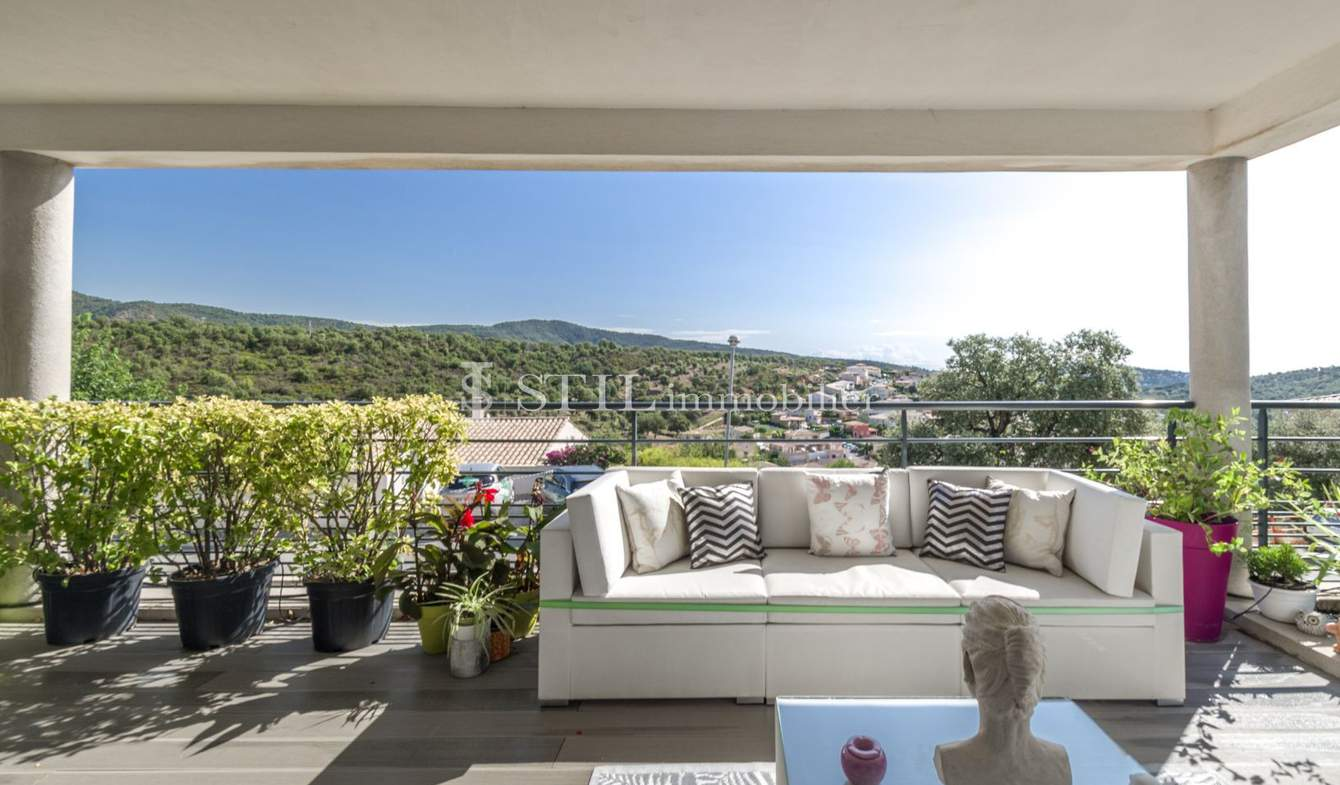 Appartement avec terrasse Sainte-Maxime