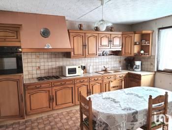 Maison 3 pièces 114 m2