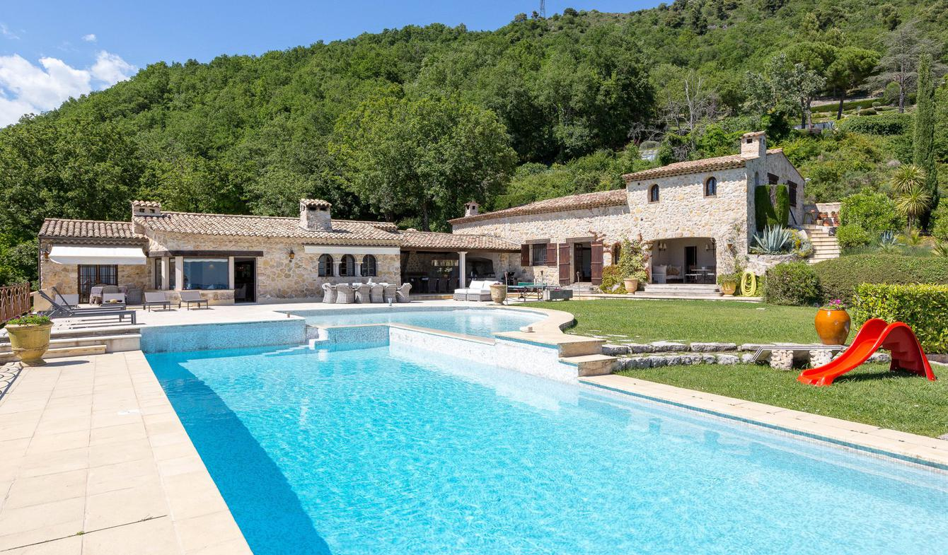 Property with pool Vence